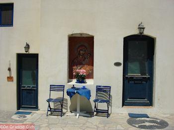 Grieks plaatje in Mandraki (Nisyros) - Foto van De Griekse Gids