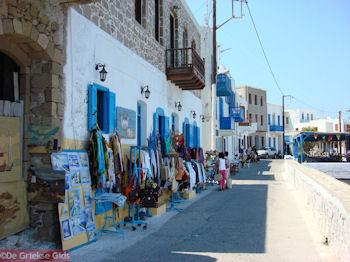 Winkeltjes in Mandraki op Nisyros - Foto van De Griekse Gids