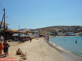 Het mooie zandstrand van Pserimos - Foto von GriechenlandWeb.de