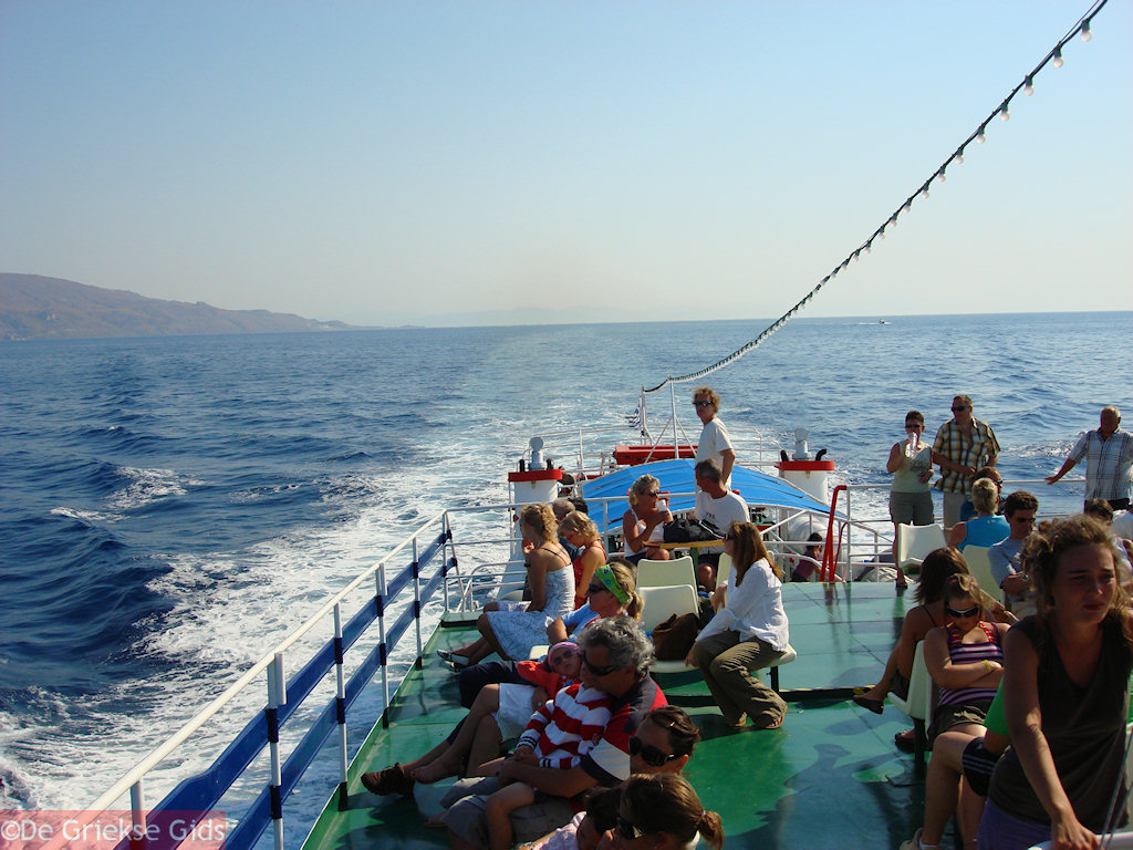 foto Boottocht van Kos naar Nisyros