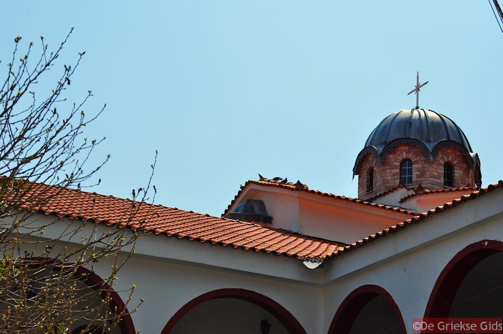 foto Osios David bij Rovies | Evia Griekenland