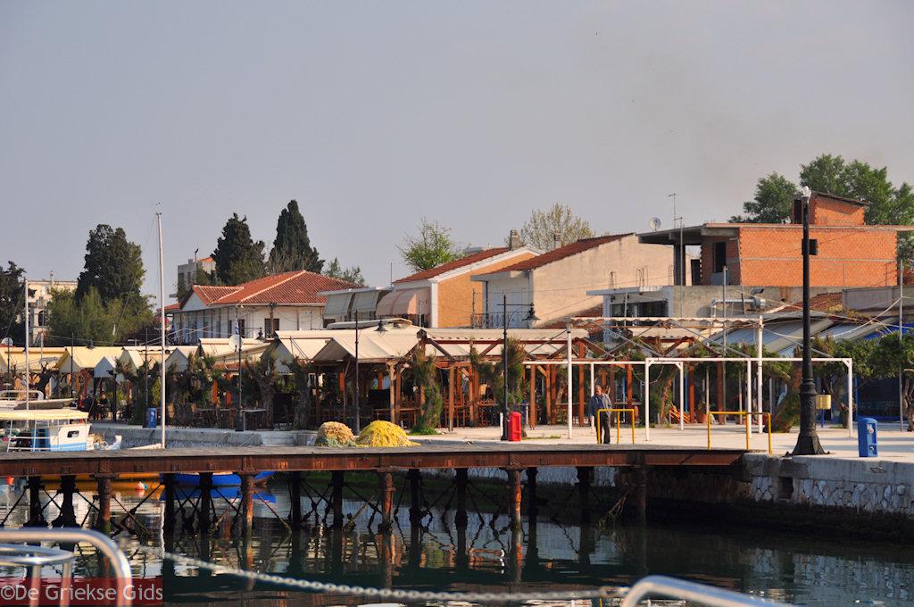 foto De terrasjes van Orei   Evia Griekenland