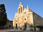 De imposante kerk van Arkadi - Foto van De Griekse Gids
