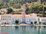 GriechenlandWeb.de Panormitis is een van de belangrijkste kloosters van de Dodekanes - Insel Symi - Foto GriechenlandWeb.de