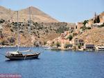 De westelijke kant aan de haven - Eiland Symi - Foto van De Griekse Gids