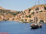 GriechenlandWeb Turks zeilboot in Symi - Insel Symi - Foto GriechenlandWeb.de