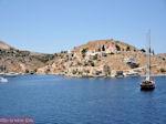 Aankomst in haven Symi - Eiland Symi - Foto van De Griekse Gids
