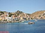 Bootjes varen heen en weer - Eiland Symi - Foto van De Griekse Gids