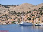 Schilderachtige kleuren Symi - Eiland Symi - Foto van De Griekse Gids