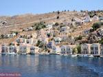 Karakteristieke huizen Symi - Eiland Symi - Foto van De Griekse Gids