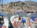 Yachts in Symi - Insel Symi - Foto GriechenlandWeb.de
