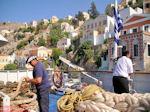 Klaar om te vertrekken - Eiland Symi - Foto van De Griekse Gids
