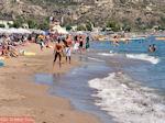 Zandstrand Faliraki - Foto van De Griekse Gids