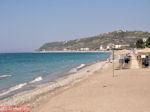 Zand-kiezelstrand Ixia Rhodos - Foto van De Griekse Gids