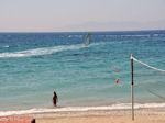 Windsurfen bij Ixia Rhodos - Foto van De Griekse Gids
