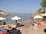 de gezellige baai van Kalithea (Rhodos) - Foto van De Griekse Gids