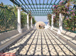 GriechenlandWeb.de De ingang van de Kalithea bronnen auf Rhodos - Foto GriechenlandWeb.de