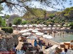 Gezellige terrassen bij Kalithea Springs - Foto van De Griekse Gids