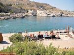 Relaxed loungen in Kalithea (Rhodos) - Foto van De Griekse Gids