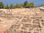 Kamiros (Rhodos), de eerste Rhodiaanse stad die munten had - Foto van De Griekse Gids