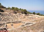 De ruines van Kamiros (Rhodos) - Foto van De Griekse Gids