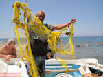 Vis gevangen bij Taverna OI DIDIMOI nabij Kamiros - Foto van De Griekse Gids