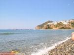 Foto van Agia Galini vanaf het kiezelstrand - Foto van De Griekse Gids