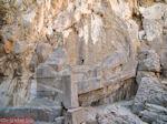 Exedra - Lindos (Rhodos) - Foto van De Griekse Gids