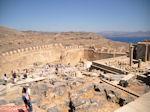 Binnen de muren van Lindos - Foto van De Griekse Gids