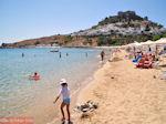 Lindos - Misschien wel het beste strand van Rhodos - Foto van De Griekse Gids