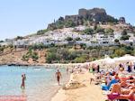 Op de top de Acropolis van Lindos - Foto van De Griekse Gids