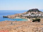 Lindos panoramafoto - Foto van De Griekse Gids