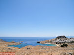 Natuur Lindos (Rhodos) - Foto van De Griekse Gids