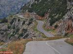De weg naar het noorden (vanaf Marmari Evia en Karystos naar Aliveri - Foto van De Griekse Gids