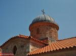 De koepel van de kerk van Osios David bij Rovies - Foto van De Griekse Gids