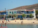 Pserimos, huisjes aan het strand - Foto van De Griekse Gids
