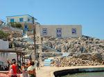 GriechenlandWeb.de Opvallende trapjes und gebouw auf Pserimos - Foto GriechenlandWeb.de