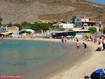 Het heerlijke zandstrand van Pserimos - Foto van De Griekse Gids