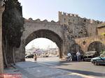 Vrijheidspoort Rhodos stad - Foto van De Griekse Gids