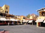 GriechenlandWeb.de Restaurants aan het Ippokratous plein - Oude Stadt Rhodos - Foto GriechenlandWeb.de