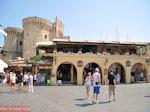 Platia Ippokratous - Rhodos stad - Foto van De Griekse Gids