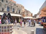 Platia Evreon Martiron - Rhodos stad - Foto van De Griekse Gids