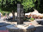 Monument van de Joodse Martelaren - Rhodos stad - Foto van De Griekse Gids