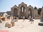 Panayia tou Bourgou - Rhodos stad - Foto van De Griekse Gids