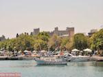 Bootjes in de haven van Mandraki - Rhodos stad - Foto van De Griekse Gids