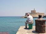 De eenzame visser - Rhodos stad - Foto van De Griekse Gids