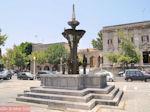Fontein Evaggelismos kerk - Rhodos stad - Foto van De Griekse Gids