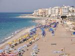 Strand aan de westkant - Rhodos stad - Foto van De Griekse Gids