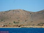 Verlaten strand Pserimos - Foto van De Griekse Gids