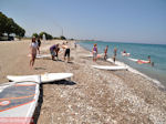 GriechenlandWeb.de Surfers aan Strandt Theologos - Insel Rhodos - Foto GriechenlandWeb.de